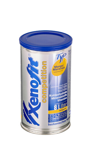 Xenofit Competition Carbohydrate Drink Dose Mango/Maracuja 672g